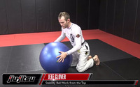 Jeff Glover, Stability Ball Work Top: Jiu-Jitsu Magazine, Issue #24