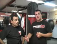 The Infamous Tony Palafox: Striking Coach