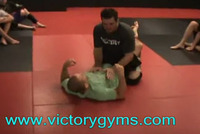 "Victory MMA: Dean Lister ""Arm-Behind-Back"" Guard Pass (No-Gi)"