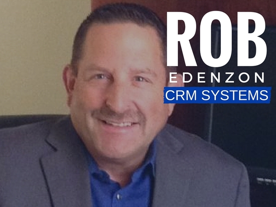 CRM Systems with Rob Edenzon