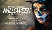 4th Annual Voodoo Lounge Halloween Dance Party