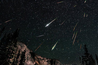 Santa Barbara Meteor Showers