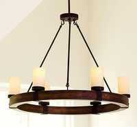 Medium Ranchero Chandelier