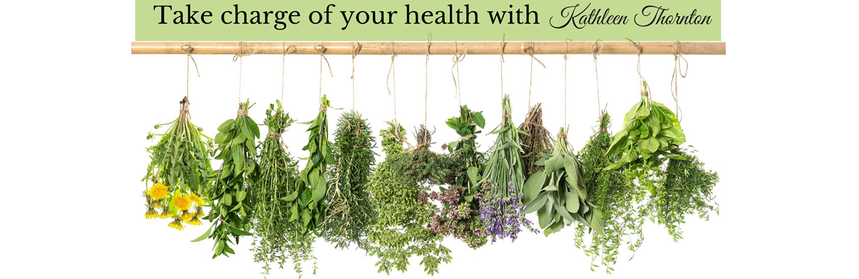 Own your health with Kathleen Thornton
