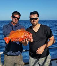 Santa Barbara fishing