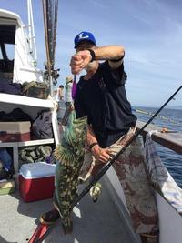 10.24.15 Limits Of Whitefish & Lingcod! Santa Barbara Chanel Islands-6