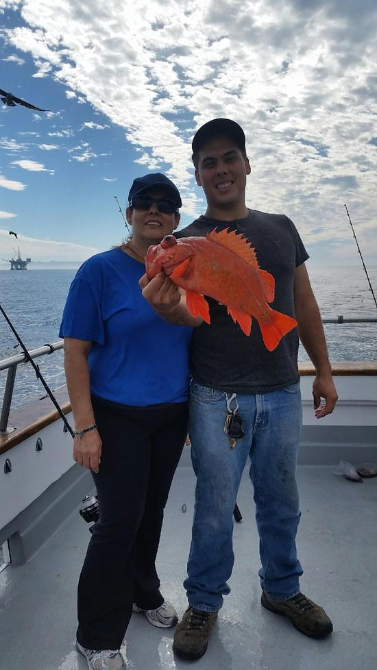 10.25.15 Great Fishing at The Channel Islands!-3