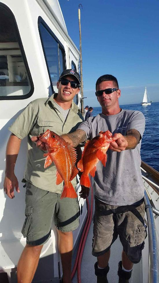 10.25.15 Great Fishing at The Channel Islands!-4