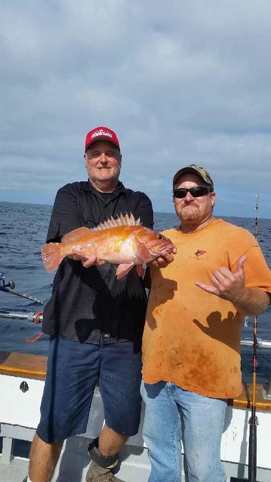 10.22.15 Whitefish & Lingcod Santa Barbara-2