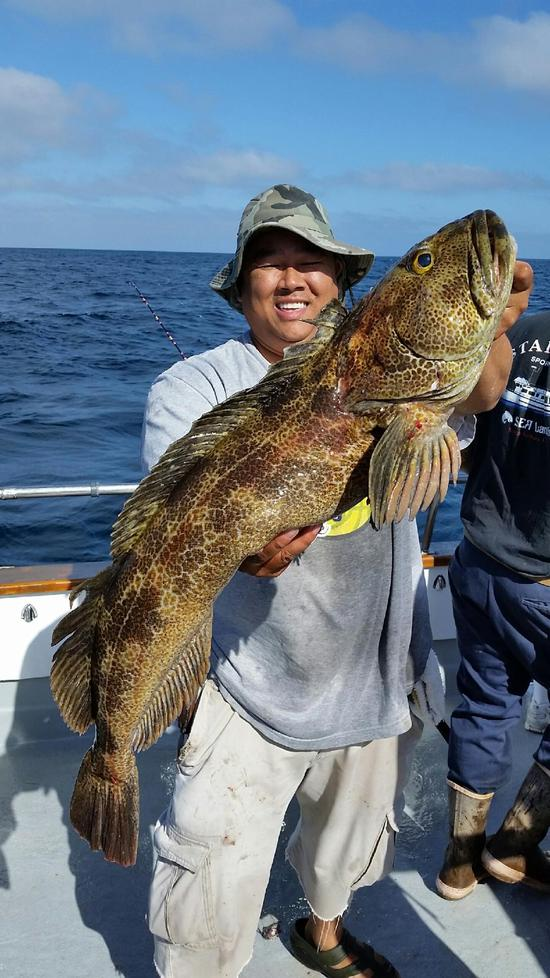 10.22.15 Whitefish & Lingcod Santa Barbara-7
