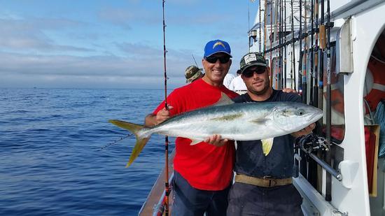 10.17.15 Rockfish Yellowtail Lingcod Channel islands-9
