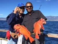 10.28.15 Good Fishing up the Santa Barbara Coast Morro Bay Avila-4