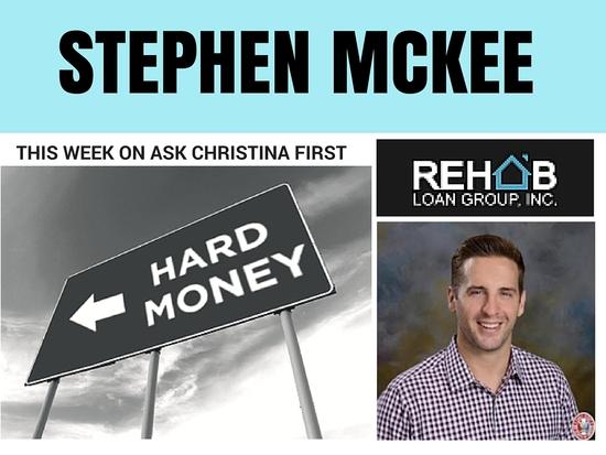 Thursday: Stephen McKee