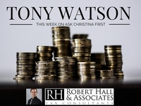 Thursday: Tony Watson