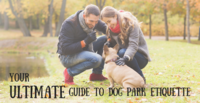 Your Ultimate Guide to Dog Park Etiquette, Red Barn Inc.
