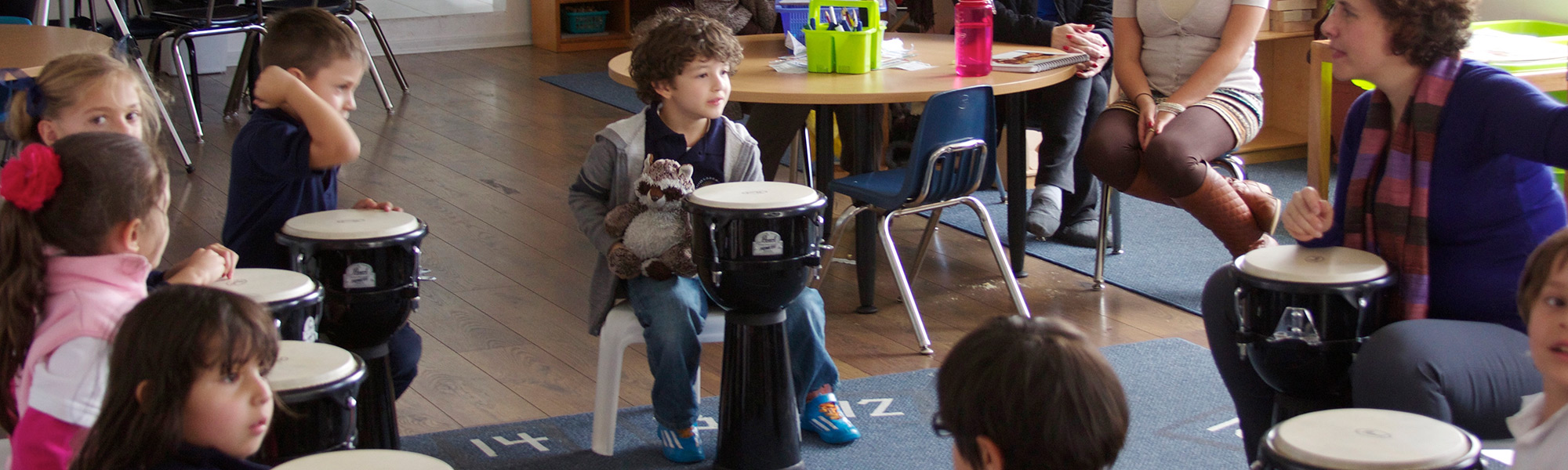 Purchase curriculum, drums, percussion & stands