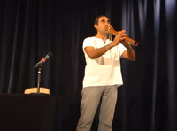 Emiliano Campobello and the Sacred Flute at IANDS