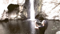 "Native American Flute & Guitar Rock, ""WaTerFall"" from Rockapelli, Emiliano Campobello & Kevin Donoho"