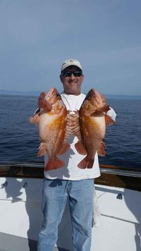 12.5.15 Quality fish, rough day-2