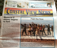 Coastal View News - Feel The Flow