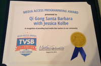 Media Access Programming Award