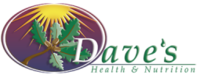 Dave's Health & Nutrition logo