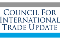 International Trade Update