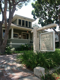 LEASED: The Grant House Office Suites - 1227 De La Vina St., Santa Barbara