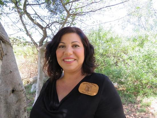 San Diego Director Rebecca Ferguson