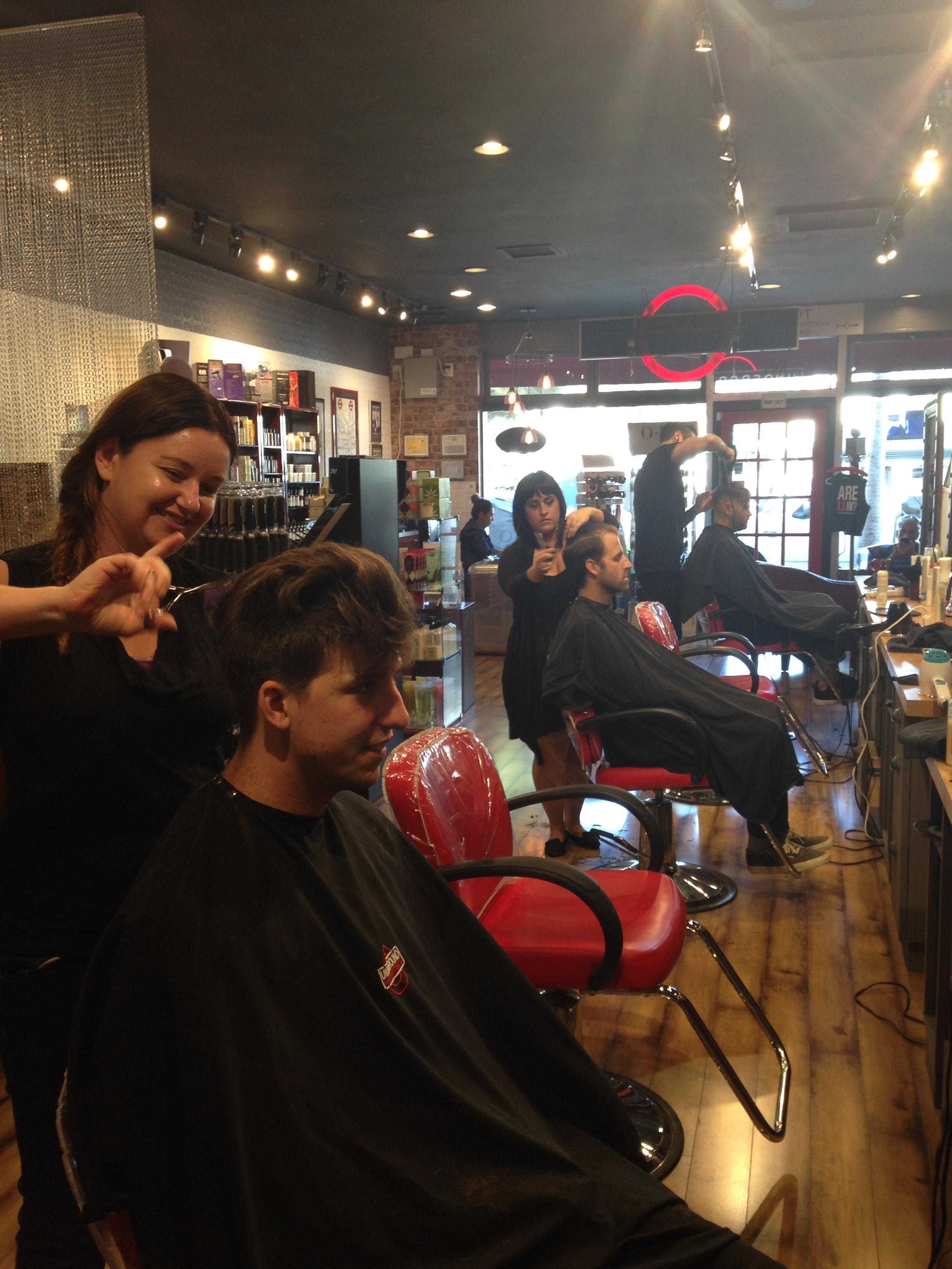 Santa Barbara Underground Hair Artists Staff Underground Hair Artists