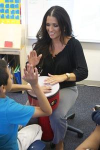 Teacher Marie