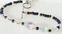 Large Size Swarovski Crystal Bracelet