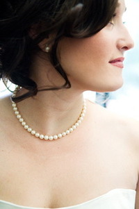 June: A Great Month For Brides, Birthstones and Pearls!