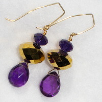 Mariska's Jewelry Designs Grand Opening Sale: February Birthstone Amethyst