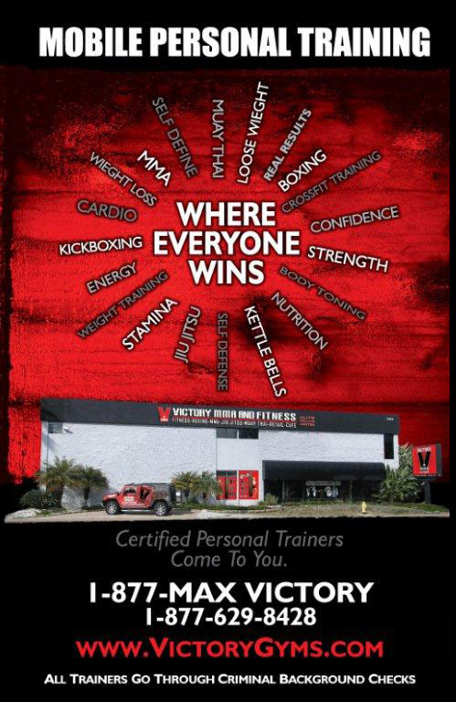 VIctory Gyms Mobile Training