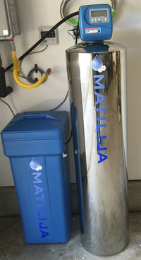 Dual Media Water Filtration and Conditioning System