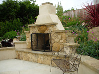 Vista La Playa -A Garden for Outdoor Living and Entertaining-14