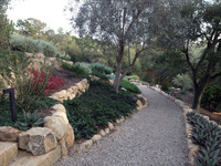 Park Hill - A Garden with Succulents, Views, and Playful Stone Sculptures-9