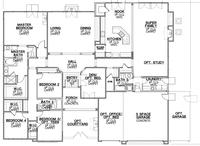 Calder Ranch Plan 2