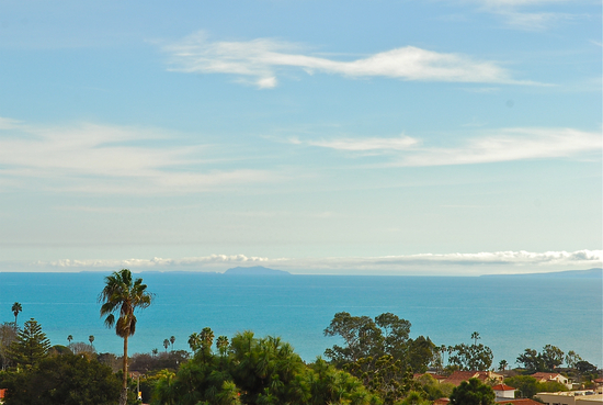 Ocean & Island View Home in Santa Barbara, Calif-7