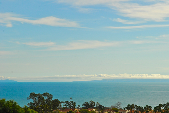 Ocean & Island View Home in Santa Barbara, Calif-8