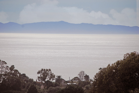 Ocean & Island View Home in Santa Barbara, Calif-27