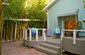 Backyard Deck Dining