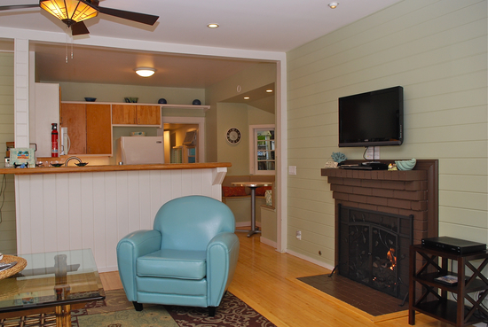 Pleasing Beach Bunny Cottage 5 Star Vacation Rental In Santa Barbara Complete Home Design Collection Epsylindsey Bellcom