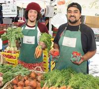 Yerba Buena Lane Farmers' Market