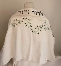 Ruth's Holocaust Tallit-5
