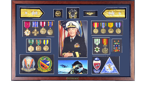 Veterans Shadow Boxes