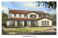 Calder Ranch Plan 3