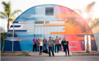 Long Days, Short Year - A New Mural by R. Nelson Parrish