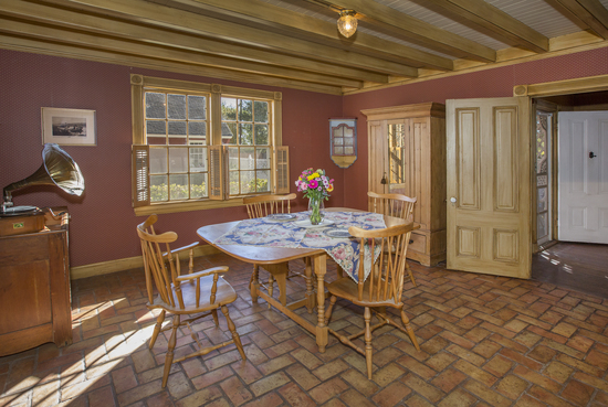 1189 No Ontare Rd Santa Barbara Calif-DINING ROOM